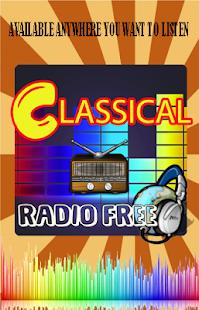 Classical Radio Free - náhled