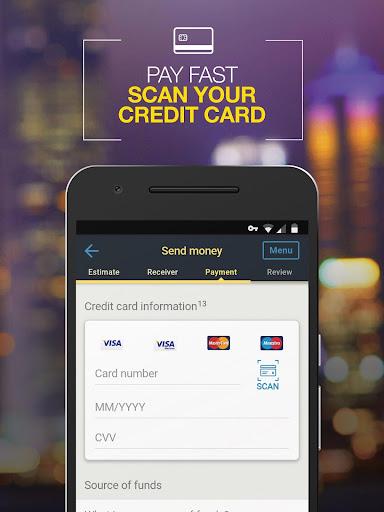 Send Money Transfers Quickly - Western Union NL  screenshots 4