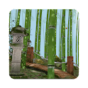 Bamboo Forest 3D Wallpaper icon