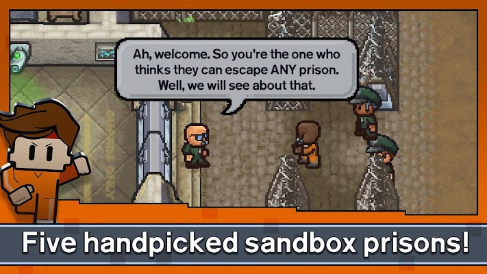 The Escapists 2 Screenshot Image