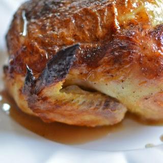 Szechuan-Roasted Cornish Hen