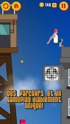 Parkour Jump  captures d'écran 1