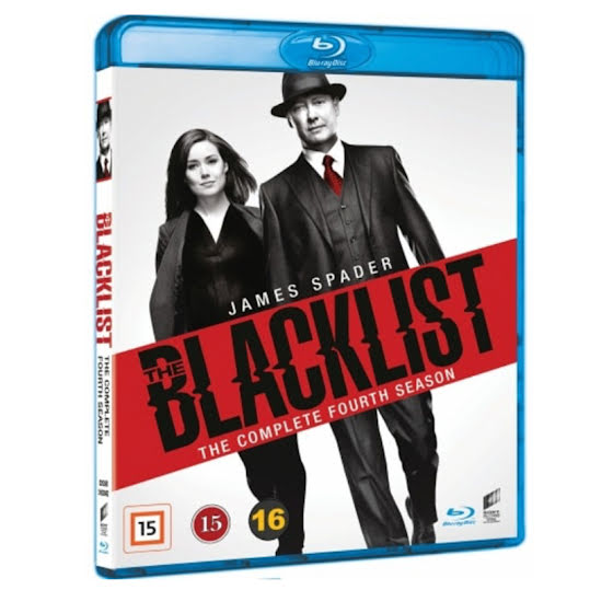 The Blacklist - Season 4 (Blu-ray)