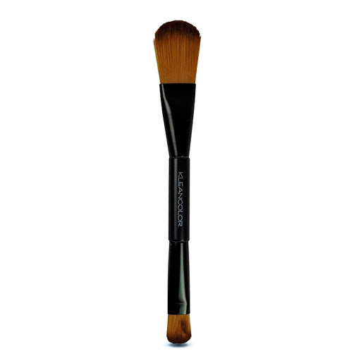 ACC KLEANCOLOR DUAL ENDED COMPLEXION BRUSH CB760