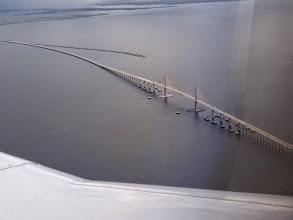 Photo: The Skyway bridge