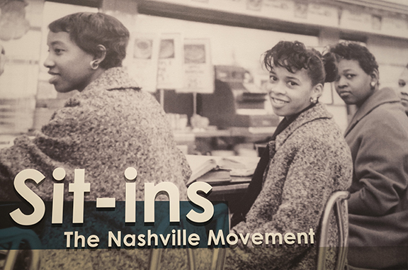 Image from the Civil Rights Display
