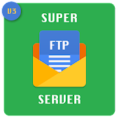 Super FTP Server For Android