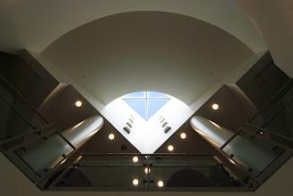 Photo: Ceiling of Sequoia Hall