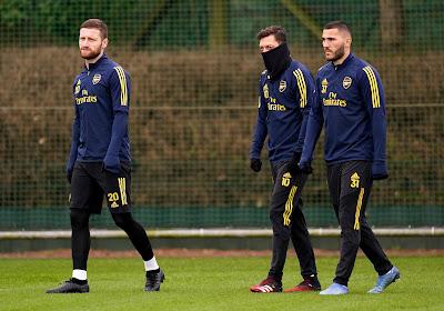 Shkodran Mustafi évoque la situation de Mesut Özil