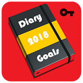 Diary & Goals in New Year 2018