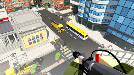 PIXEL SNIPER FORCE GUN ATTACK apkpoly screenshots 7