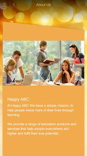 Happy ABC - náhled