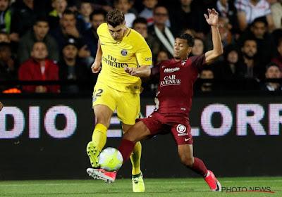 Matthieu Dossevi nominé pour un prix individuel en Ligue 1