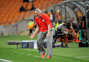 Ernst Middendorp is back at Kaizer Chiefs .