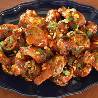 Butter Spice Wings Recipes
