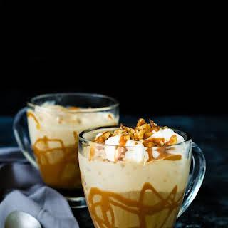 Caramel Coffee Float.