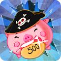 Pig Jump icon