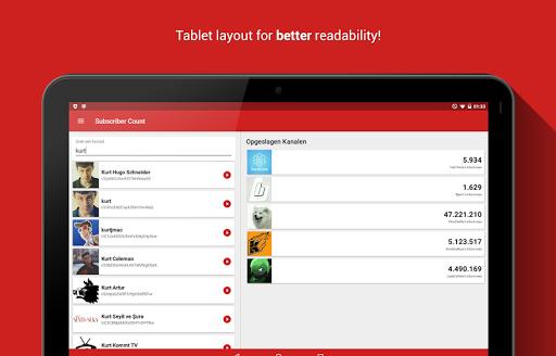 Realtime Subscriber Count 8.0.14-1535-RELEASE screenshots 7