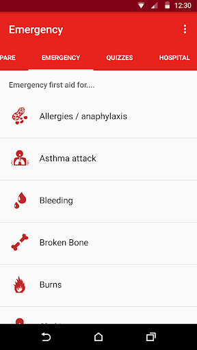 玩免費健康APP|下載First Aid - American Red Cross app不用錢|硬是要APP