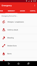 First Aid - American Red Cross Screenshot 3