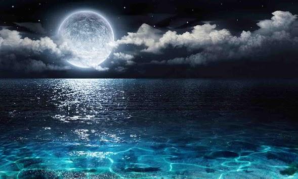 Moonlight Wallpaper By SGA Media Poster