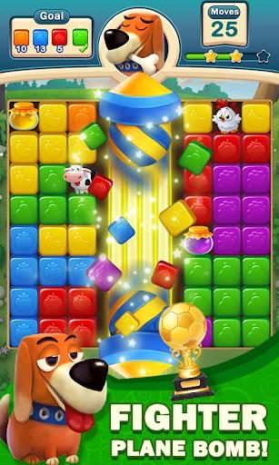 Fruit Cubes Blast - Tap Puzzle Legend 1.1.6 screenshots 2