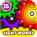 Sight Words Learning Games & Reading Flash Cards icon