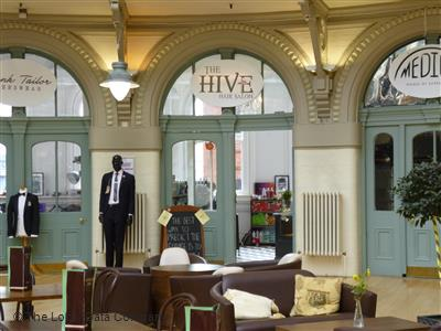 The Hive Hair Salon Hairdressers In City Centre Leeds