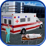 Ambulance Rescue Simulator 17 Icon