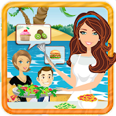 Hot Restaurant Cooking Game