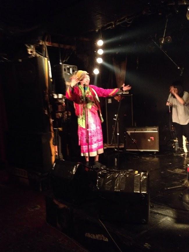 ひんでんさん。司会、しました。02017/12/29。バンド「1969」企画LIVE。@ヘブンズドア。