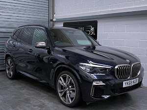 2019 BMW X5 M50D AUTO