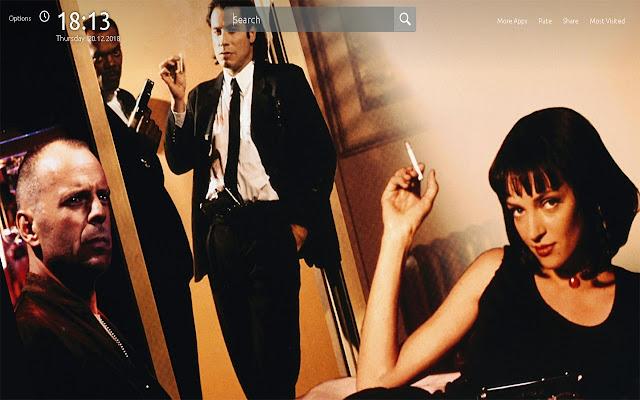 Quentin Tarantino Movie Wallpapers Theme