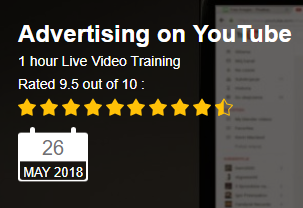 'Watch a 1 hour video training'