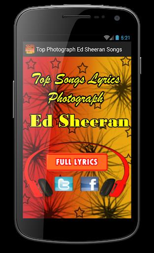 Top Photograph Ed Sheeran