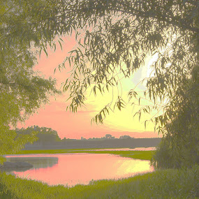 OBRAJE by Bill Steffler - Digital Art Places