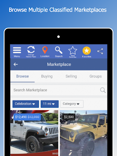 App Classified Listings Mobile - for Classified ads APK for Windows Phone