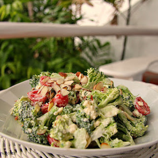 Broccoli Blue Cheese Salad Recipes.