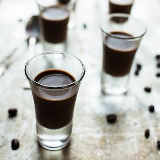 Coffee and Chocolate Espresso Shots!.
