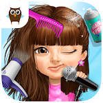 Sweet Baby Girl Pop Stars - Superstar Salon & Show Icon
