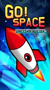 Go Space - Space ship builder - náhled