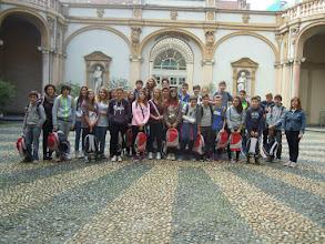 Photo: 16/10/2014 - Istituto comprensivo di Viguzzolo (Al). Scuola media, classe III sezioni B - C.