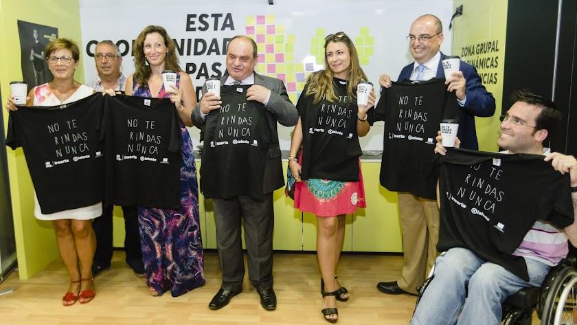 El 'Road Show' de la Fundación ONCE llega a Almería