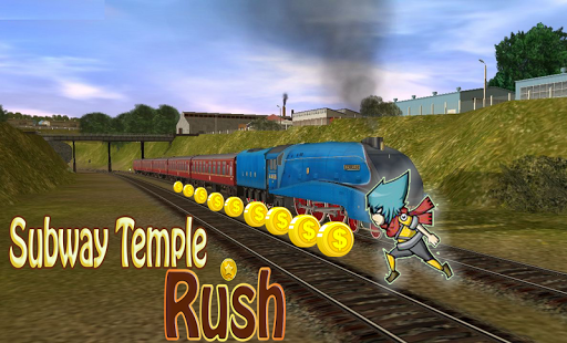 Subway Temple Train Rush Game