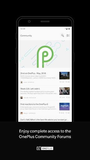 OnePlus Community screenshot 1