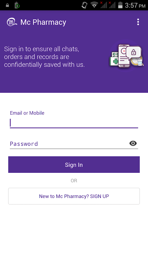 Mc Pharmacy- screenshot