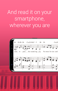 My Sheet Music - Sheet music viewer PRO- screenshot thumbnail