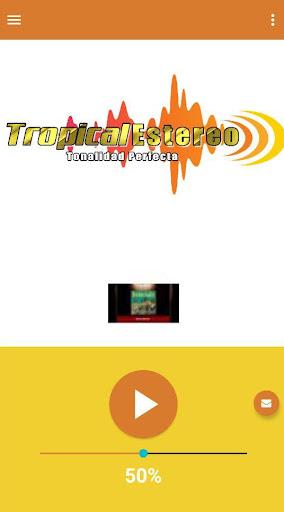 Tropical Estéreo screenshot 1