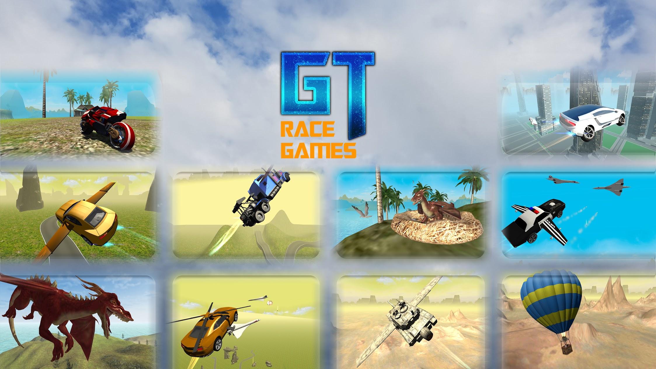 GT Race Games