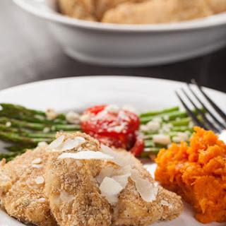 Parmesan Crusted Chicken Tenders.